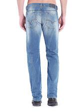 NWT DIESEL Mens LARKEE 0823S Regular Straight-Leg Jeans (Size 31 X 32) NEW 823S