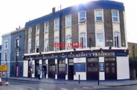 PHOTO  PUB 2008 OLD HENRY'S FREEHOUSE DALSTON ON THE JUNCTION OF ST. JUDE'S ROAD