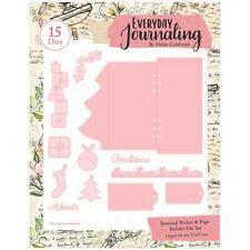 Everyday Journaling Dies Seasonal Pocket & Page Builder The Seasonal Collection