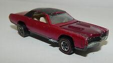 Redline Hotwheels Creamy Pink 1968 Custom Eldorado oc16639