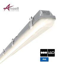 4ft IP65 Luz LED Integral no corrosivo Listón 1200mm 2160 lumen bajo consumo de energía