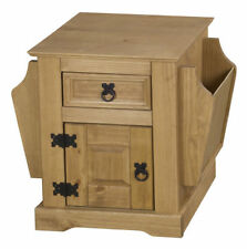 Pine Country Bedside Tables & Cabinets with 1 Drawer