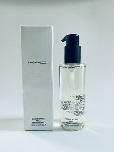 MAC Cleanse Off Oil Makeup Remover Cleanser FULL Size 5.0 fl oz / 150mL NEW NIB
