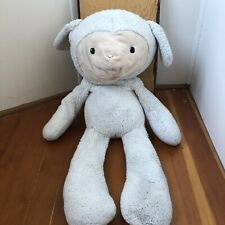 "38"" Jumbo GUND 950816 Plush Take Along Lamb Stuffed Animal Toy Easter"