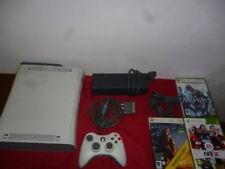 XBOX 360 Console + giochi e omaggi – XBOX 36O Bianca