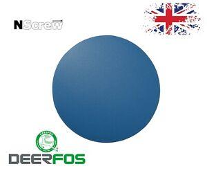 Sanding Discs 5'' Deerfos Wet and Dry 125mm P40-P3000 Orbital Pads Hook and Loop