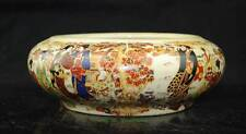 CHINESE OLD PORCELAIN HANDWORK PAINTING BELLE ASHTRAY d01