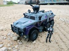 CUSTOM Hasbro GI Joe Cobra Transformers Decepticon Battle Truck Free Shipping!
