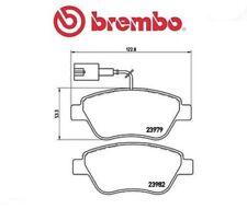 P23108 Kit pastiglie freno, Freno a disco (MARCA-BREMBO)