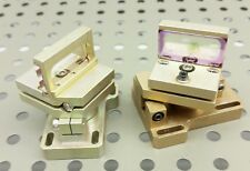 Shortpass Dichroic Mirrors / Beamsplitters 45 degree & Laser Optic Mount Adjust