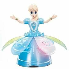 "New Princess ""Snow Dance"" Dolls for Girls Dance, Flashing, Singing and Rotating"