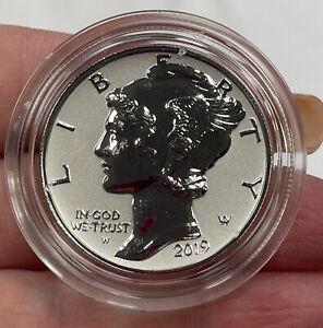 2019 W 1 oz Reverse Proof Palladium American Eagle $25 Coin Box & COA NO RESERVE