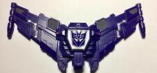 Toyworld constructor Custom Chest Plate - Painted Purple Metallic *CLEAN*