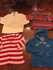 Womens Size Xl Jacket Hoodie Shirt Lot Fleece Old Navy American Eagle