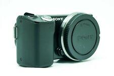 Sony Alpha NEX-5 16.1MP Digital Camera Black Body Only - 3523066