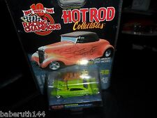 RACING CHAMPIONS Hot Rod Collectibles 1957 PLYMOUTH FURY - #171 only 1 of  9,999