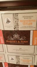 Harney & Sons DECAF CEYLON 20 count box wrapped sachets