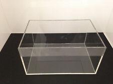Acrylic Perspex Display Bin 150 X 290 X 200  Display Riser Sale Items Clearance