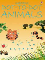 (Good)-Dot to Dot Animals (Paperback)-Bryant-Mole, Karen-0746057202
