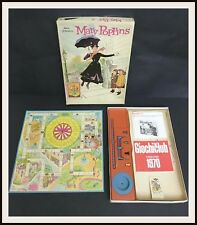 Il Gioco di MARY POPPINS - 1970 - DISNEYANA.IT