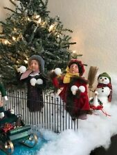 "Byers Choice Carolers, ""Winter Fun, Scene 4"", 2006/2009/2014"