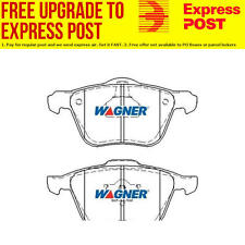 Wagner Brake Pad Set Front DB1658WB fits Ford Focus LV 2.5 i XR5 Turbo