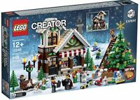 LEGO CREATOR COLLECTORS 10249 THE SHOP BY TOYS WINTER CHRISTMAS NEW