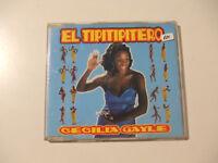 Cecilia Gayle – El Tipitipitero  - CD SINGLE Audio Stampa ITALIA 1999