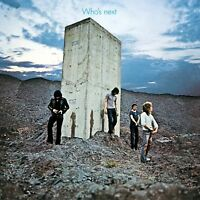 THE WHO - WHO'S NEXT (LP)  VINYL LP NEW!