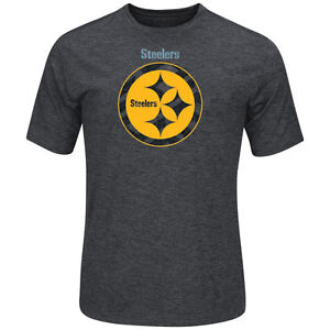 NFL Pittsburgh Steelers Football Cool Base T-Shirt Breakaway Speed Synthetic