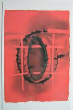CHRISTIAN JACCARD  - Carton d invitation - 2013