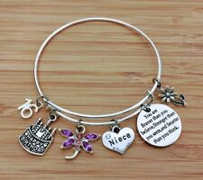 Personalised BIRTHDAY Gifts Bracelet 15th 16th 18th 21st 30th - Gift for Her #2