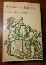 Science as History Heinz Gartmann PERSONALLY OWNED AND SIGNED Eugene M Emme NASA