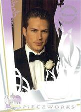 Charmed Destiny Pieceworks Costume Card PW7 Jason Lewis as Dex