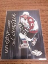 2000-01 UD Upper Deck Heroes NHL Legends Ray Bourque Card L2