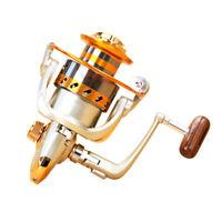 EF1000-EF7000 Spinning Fishing Reel 12BB Metal Spool Rocker Arm Left Right