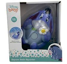 Disney Baby Eeyore Bath Squirter Todler Bath Toy Ages 12 months +