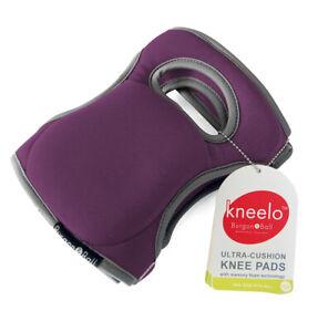 Burgon and Ball Kneelo Knee Pads - Plum
