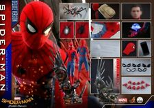 "Hot Toys QS015 1/4 ""Spider-Man: Heroes Return"" Spider-Man Figure Toy Deluxe Ver."