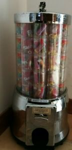 Tubz sweet vending tower complete with stock included