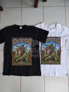 Dead & And Company Dallas Texas 2021 T Shirt Garteful Dead John Mayer Bob Weir