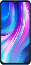 "Xiaomi Redmi Note 8 PRO Dual Sim 64GB+6GB RAM 4G LTE 6.5"" Ocean Blue Global Blu"