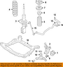VOLVO OEM 13-17 XC60 Front-Lower Control Arm 31317666