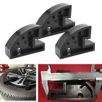 3Pcs Car SUV Tire Tyre Changer Bead Drop Center Depressor Clamp Tool Black Nylon
