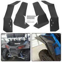 UTV Extended Fender Flares Mud Flap For 15-19 Polaris RZR 4 900 RZR S 900 1000