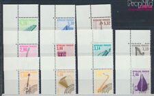 Frankreich 2871-2881 postfrisch 1992 Musikinstrumente (7387733