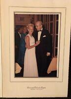 Woolworth & Mary Hartline Donahue,  Charity Ball, Palm Beach