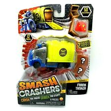 Smash Crashers Frank Tanker Series 1 Mystery Pieces Collectible NEW