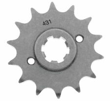 BikeMaster Front Sprocket for Offroad Size 520; 14 Tooth; Natural  (140 823 14)(Fits: 1986 CR125)