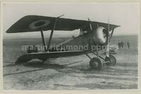 Nieuport 17 Biplane Large Photo, BZ790